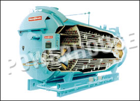 250 hp, Cleaver-Brooks CBLE, 250 lb/pulg², dual, reacondicionada, garantia