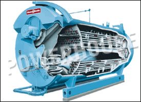 250 hp, Cleaver-Brooks CBLE, 250 lb/pulg², combustible dual, garantía, 2015 (3)